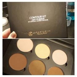 Makeuptutorial.nl - Anastasia Contour Kit